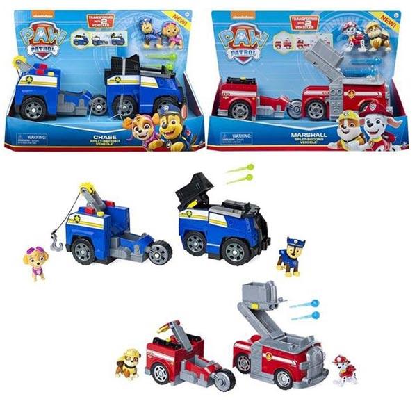 Paw Patrol Super Charger vozilo asst SN6052653 - ODDO igračke