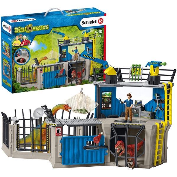 Schleich Velika stanica za istraživanje dinosaurusa 41462 - ODDO igračke