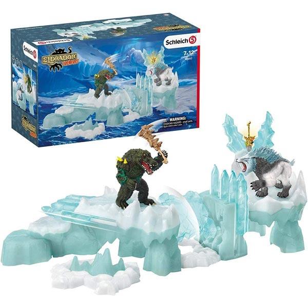 Schleich Napad na ledenu tvrđavu 42497 - ODDO igračke