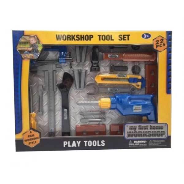 Alat Set u kutiji 22pcs MX0186280 - ODDO igračke