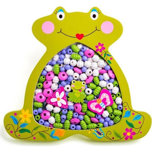 Woody Perlice u kutiji u obliku žabe 90212 - ODDO igračke