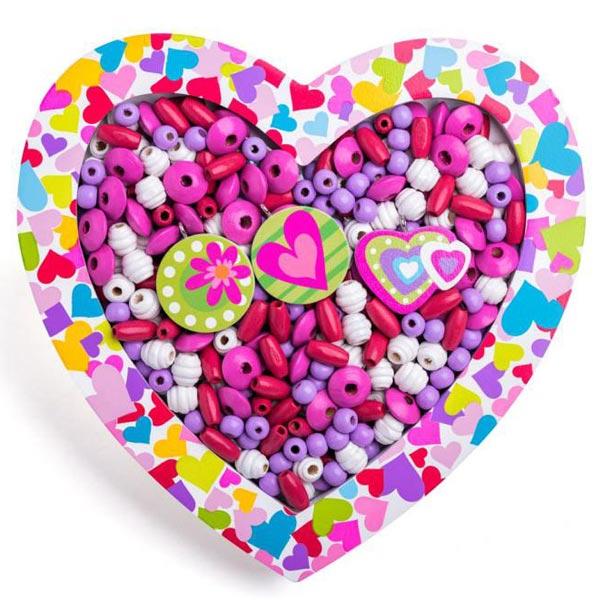 Woody Perlice u kutiji u obliku srca 90213 - ODDO igračke