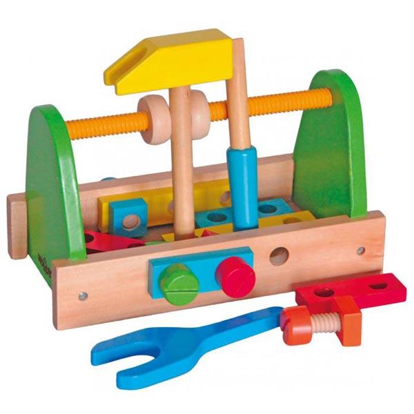 Woody Prenosiva kutija sa alatom 91868 - ODDO igračke