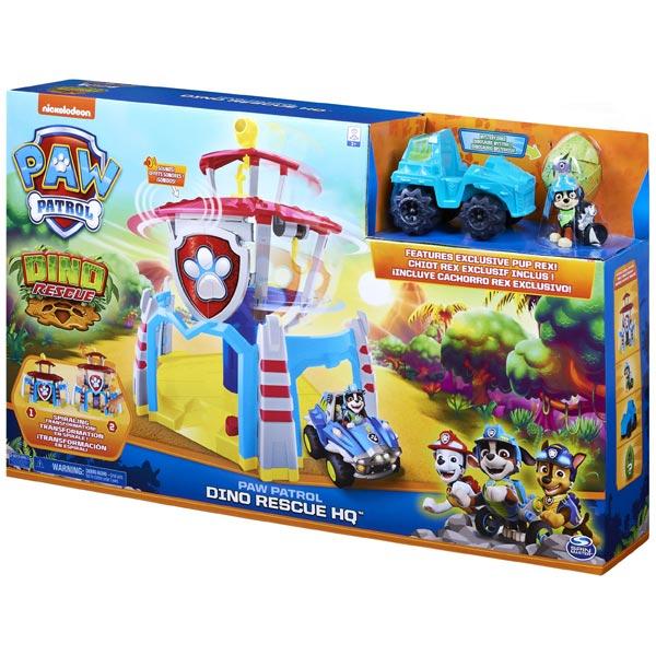 Paw Patrol Dino Rescue set SN6059295     - ODDO igračke