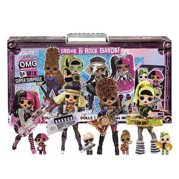 LOL Remix super suprise set 567172 - ODDO igračke