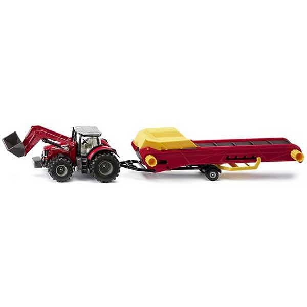 Massey Ferguson traktor  Siku 1996 - ODDO igračke