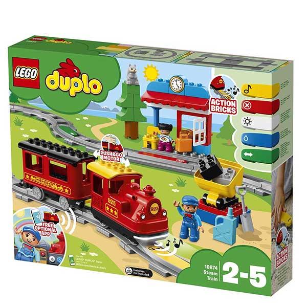 Lego Duplo Steam Train LE10874 - ODDO igračke