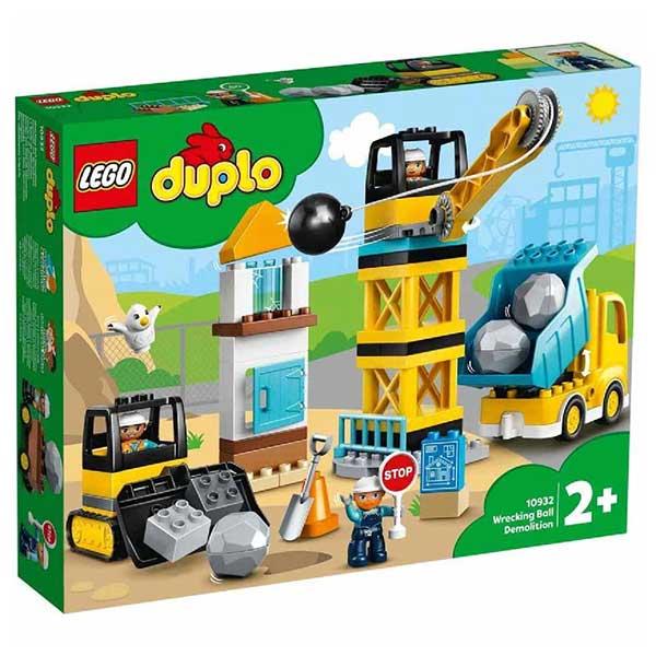 Lego duplo Wrecking Ball Demolition LE10932 - ODDO igračke