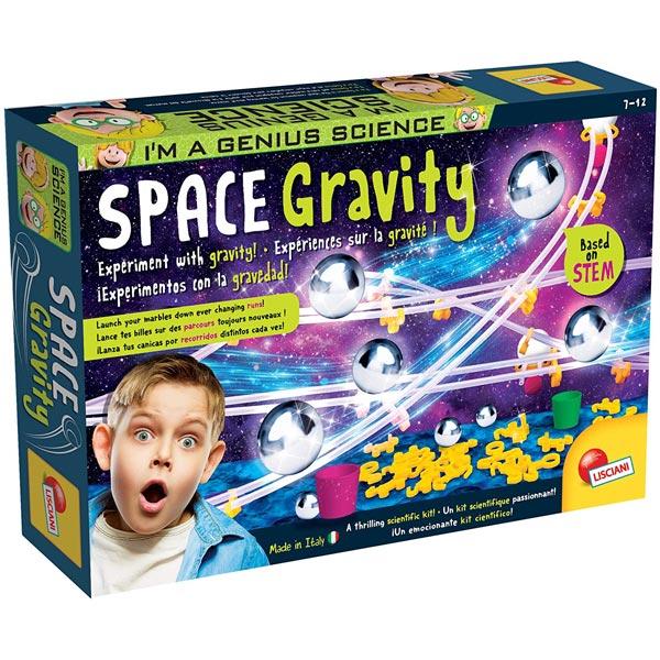 Mali Genije Edukativna igra Svemirska gravitacija Lisciani EX77144 - ODDO igračke