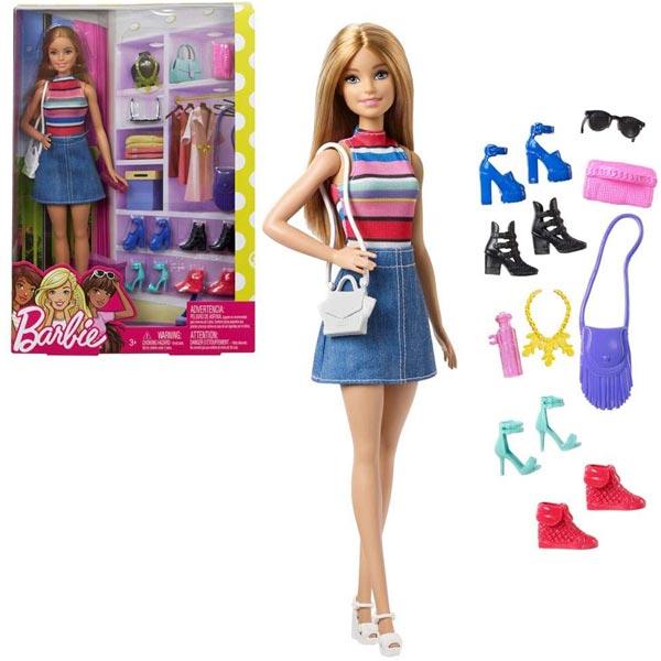 Barbie lutka sa aksesoarom FVJ42 - ODDO igračke