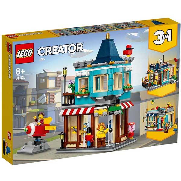 Lego Creator - Townhouse Toy Store LE31105 - ODDO igračke