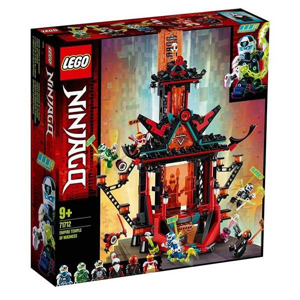 Lego Ninjago Empire Temple of Madness LE71712 - ODDO igračke