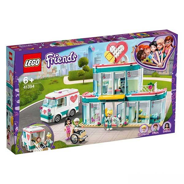 Lego Friends HeartLake City Hospital LE41394 - ODDO igračke