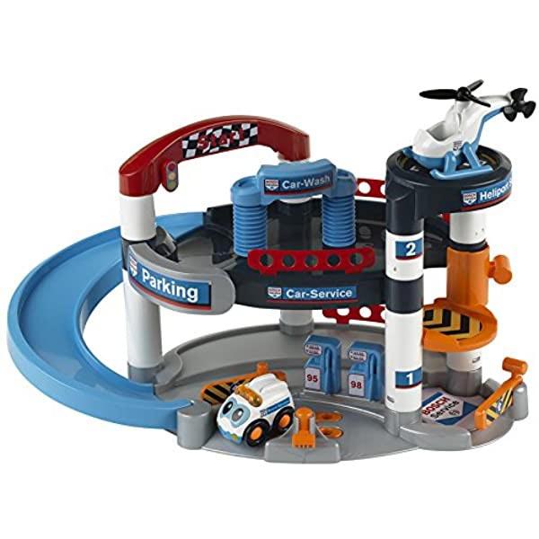 Klein Track Garage Bosch Service 2 nivoa KL2908  - ODDO igračke