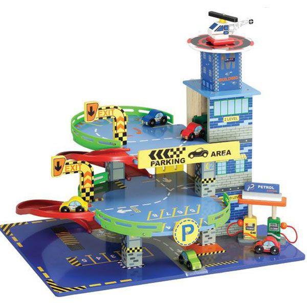 Mentari MT-3360 Edukativna garaža 12816 - ODDO igračke