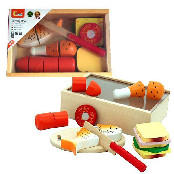 Viga Seckanje obroka 17382 - ODDO igračke