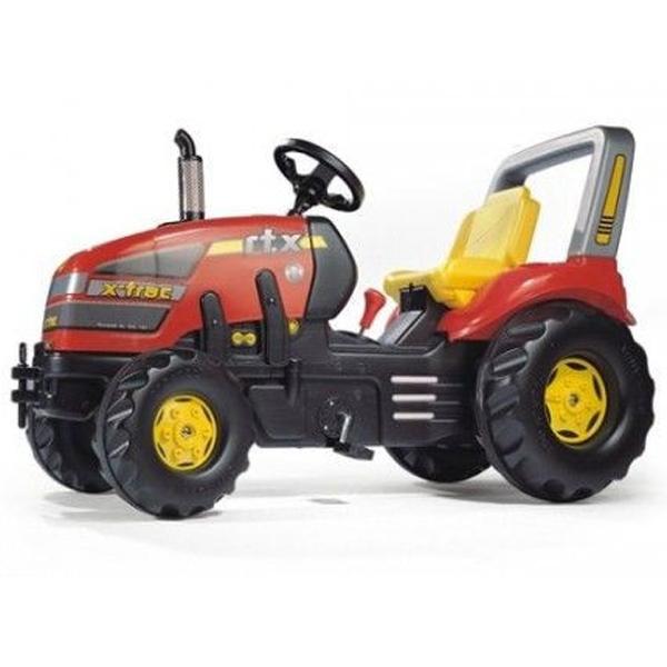 Traktor na pedale sa menjačem i kočnicom Rolly XTrack 035564 - ODDO igračke