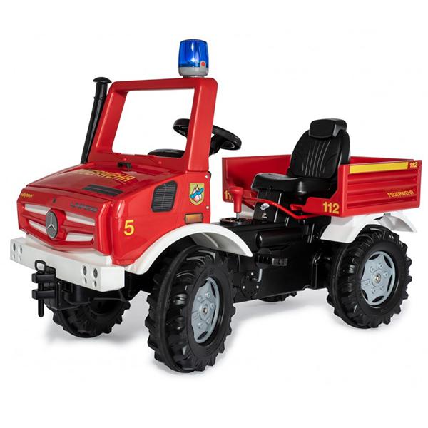 Kamion Unimog MB vatrogasni 038220 - ODDO igračke