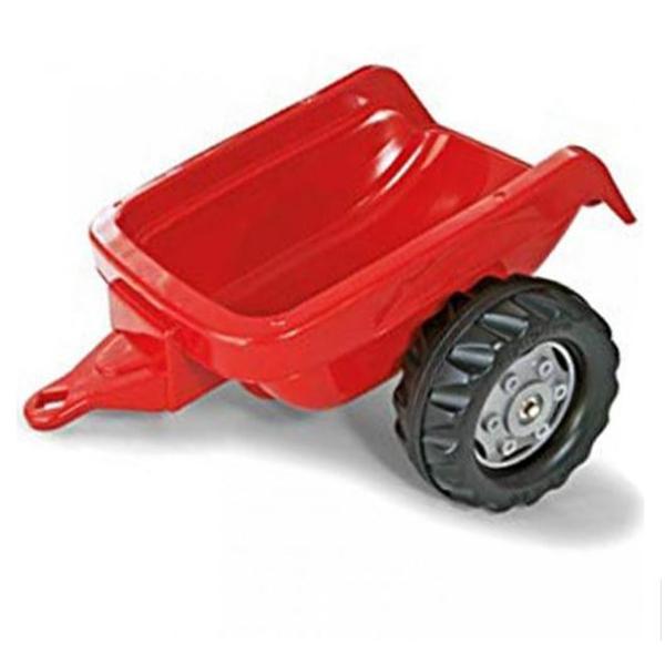 Prikolica za traktor Rolly Kid crvena 121717 - ODDO igračke