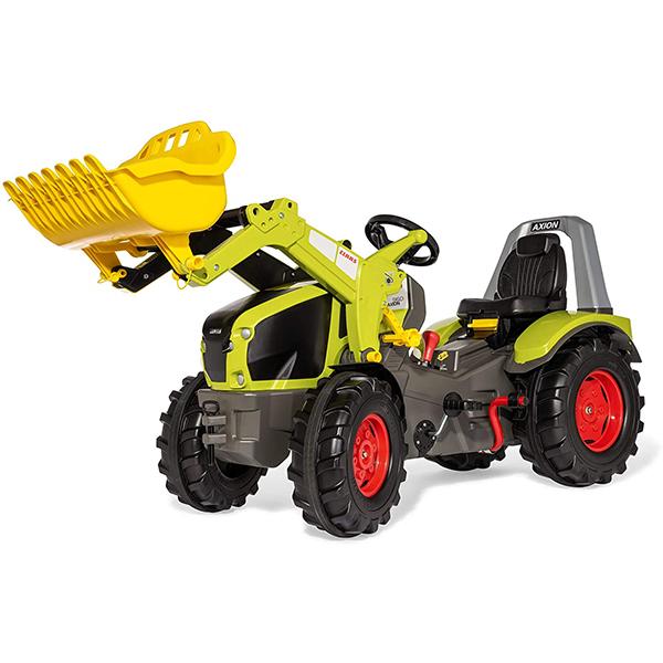 Traktor na pedale Xtrack Premium CLAAS sa kašikom, menjačem i kočnicom 651122 - ODDO igračke