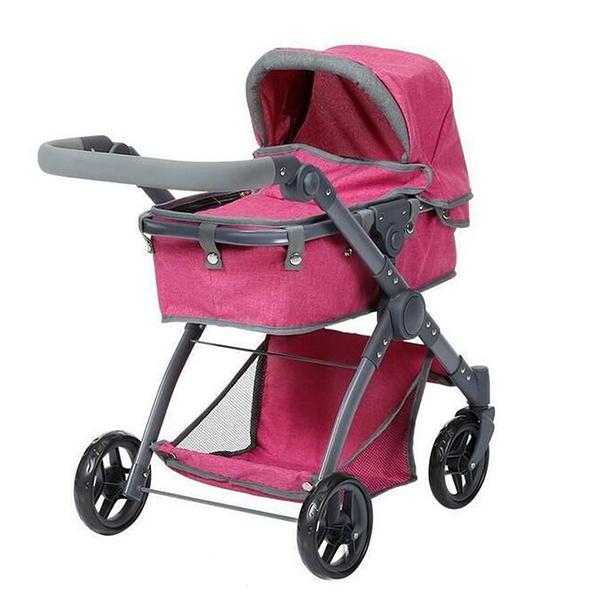 Kolica Knorr Juna roze 63531 - ODDO igračke