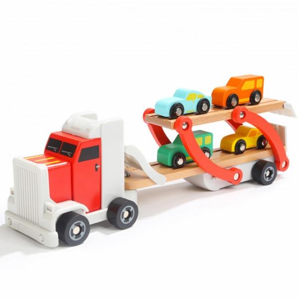 Top Bright kamion za prevoz automobila TB120327 - ODDO igračke