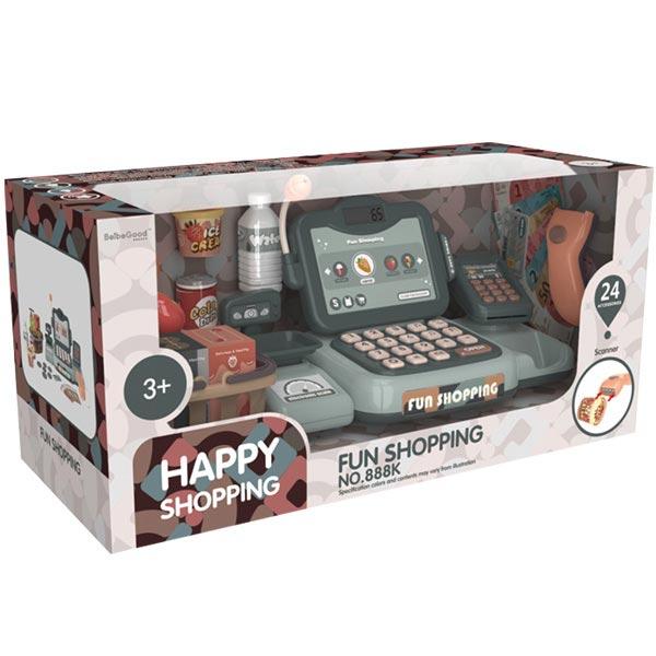 Registar kasa srednja GL 888K - ODDO igračke