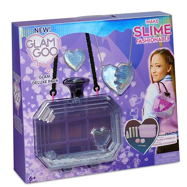 Glam Goo Set sa torbicom i setom za ukrašavanje 45455 - ODDO igračke