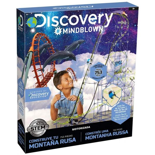 Discovery Napravi svoj roller coaster 6000435 - ODDO igračke