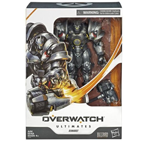 Overwatch Robot Reinhardt E6389AS00 - ODDO igračke