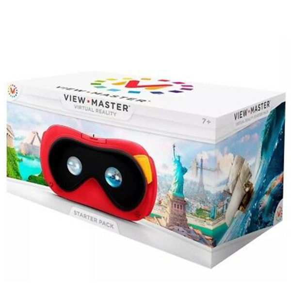 3D viewer Virtual Reality Pro Mattel DLL68 - ODDO igračke