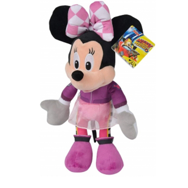 Pliš Minnie Mouse Roadster Racer 5875712 - ODDO igračke