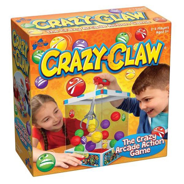 Društvena igra Crazy Claw 19100091 - ODDO igračke