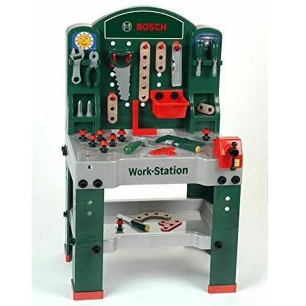 Bosch Alat set radni sto, 44 dela Klein KL8580 - ODDO igračke
