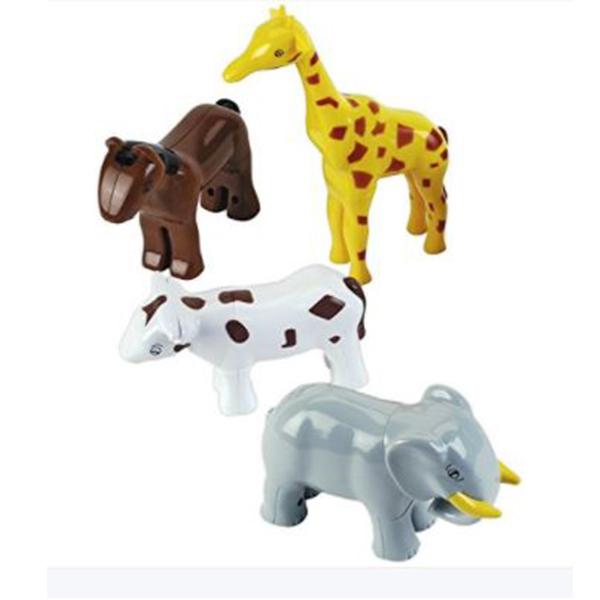 Magnetne puzzle 4 životinje Klein KL0071 - ODDO igračke