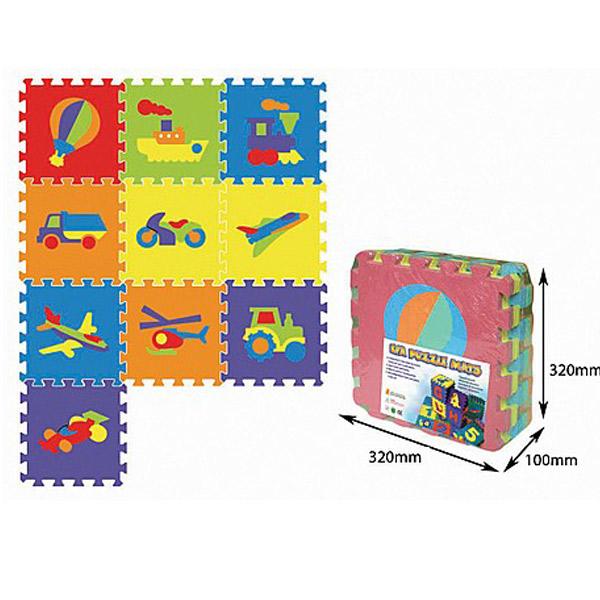 Podna puzzla Vozila PZ10250 - ODDO igračke