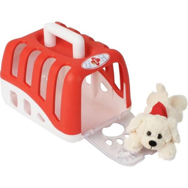 Veterinrski set sa plišanom kucom i dodacima Klein KL4831 - ODDO igračke