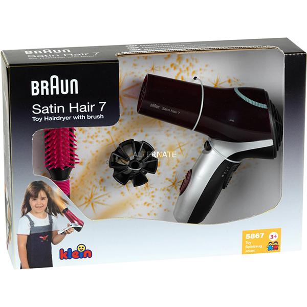 Braun Satin Hair 7- Fen i četka za kosu Klein KL5867 - ODDO igračke