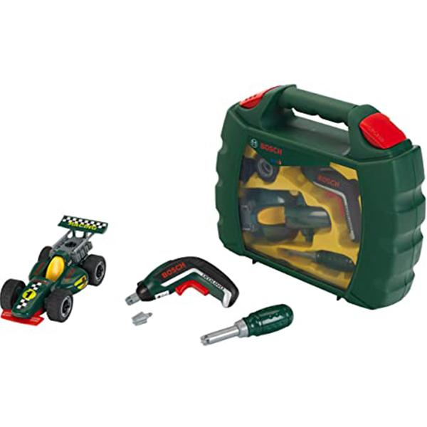 Bosch Grand Prix Case + Ixolino II Klein KL8395 - ODDO igračke