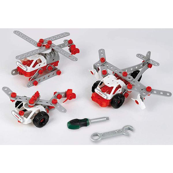 Bosch 3 u 1 HELIKOPTER tim Klein KL8791 - ODDO igračke