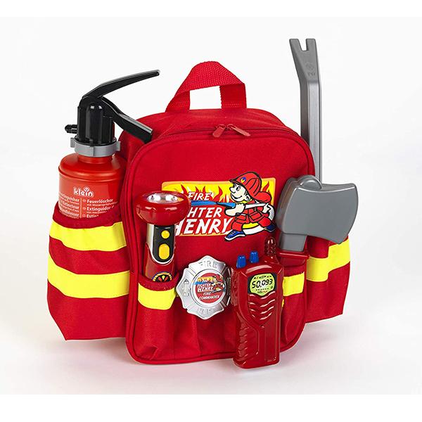 Ruksak  jednog vatrogasca Klein KL8900 - ODDO igračke