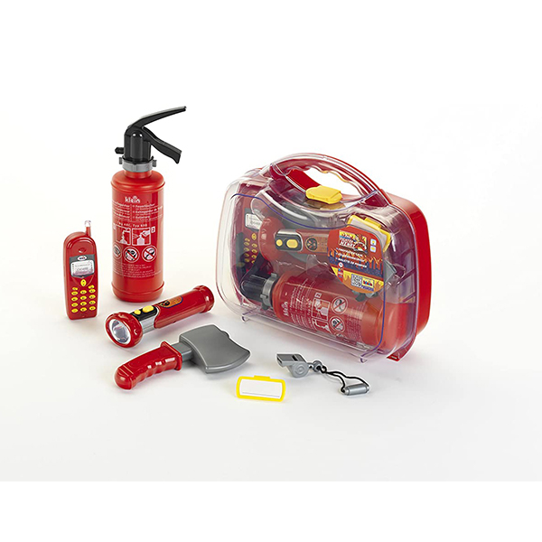 Oprema za vatrogasca srednji set Klein KL8984 - ODDO igračke