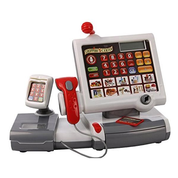 Elektronska kasa sa skenerom i dodirnom podlogom Klein KL9356 - ODDO igračke