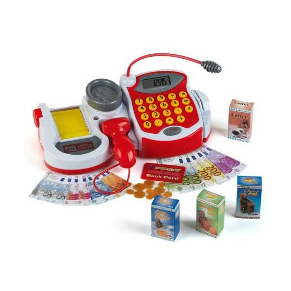 Elektronska kasa sa brojnim funkcijama Klein KL9373 - ODDO igračke