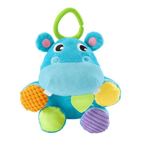 Fisher Price Sensory Hippo Hide Me GFC35  - ODDO igračke