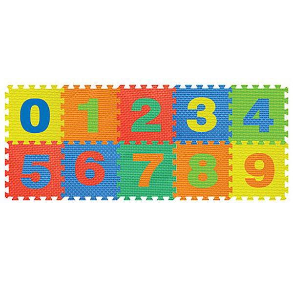 Podna Puzzla Brojevi PZ10014 - ODDO igračke