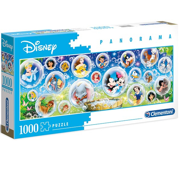 Clementoni puzzla panorama Disney Classic 1000 pcs 39515 - ODDO igračke