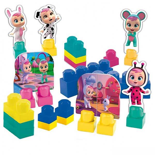 Cry Babies Baby Blocks Rančić LC83763 - ODDO igračke