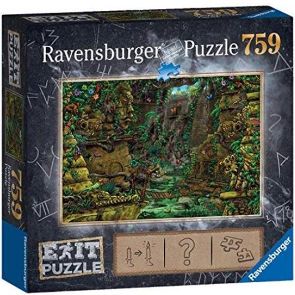 Ravensburger puzzla slagalica 759pcs Exit Tempel in Angkor Wat 19951 - ODDO igračke