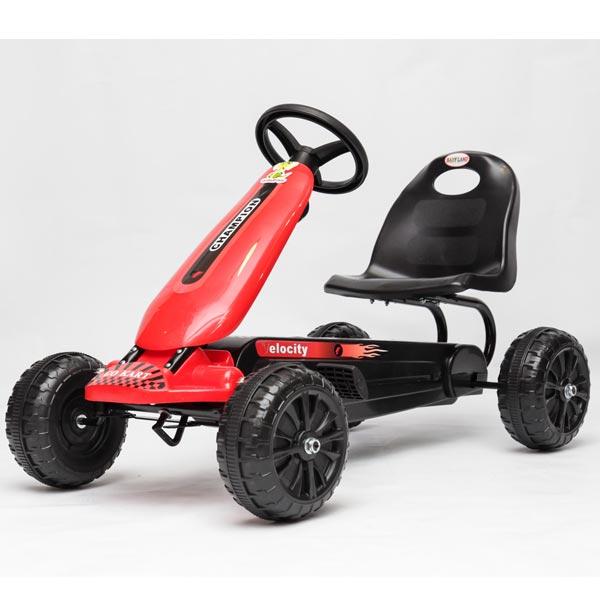 Karting na pedale TL-PT6588 064730 - ODDO igračke